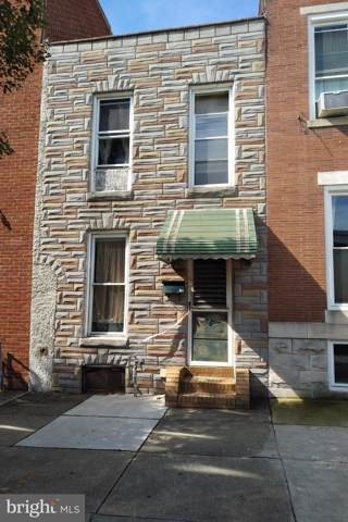 717 E Fort Avenue, BALTIMORE, MD 21230 (#MDBA477438) :: The Dailey Group