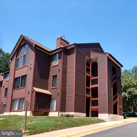 2810 Lee Oaks Place #201, FALLS CHURCH, VA 22046 (#VAFX1078910) :: Dart Homes