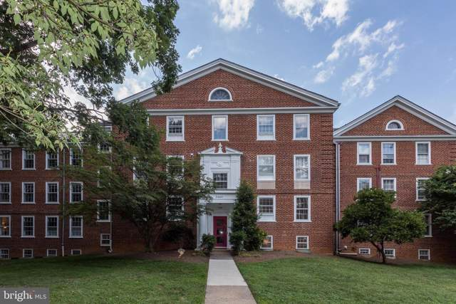 3440 39TH Street NW A691, WASHINGTON, DC 20016 (#DCDC435930) :: ExecuHome Realty