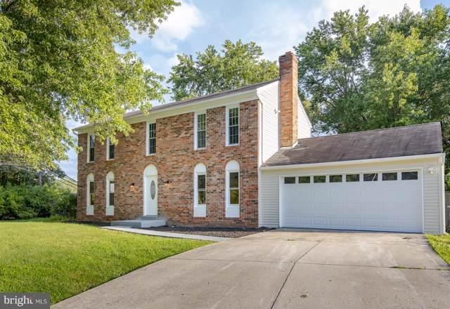 8707 Nightingale Drive, LANHAM, MD 20706 (#MDPG537094) :: Keller Williams Pat Hiban Real Estate Group