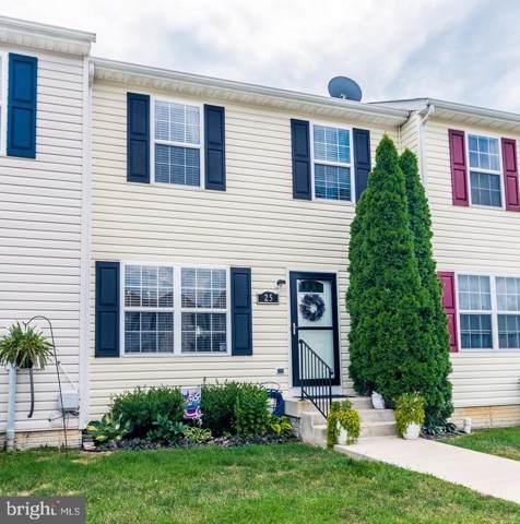 25 Sanford Drive, BUNKER HILL, WV 25413 (#WVBE169776) :: Dart Homes
