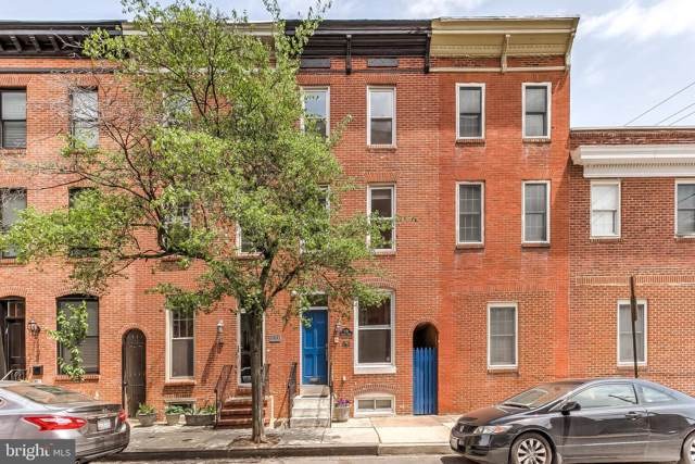1135 William Street, BALTIMORE, MD 21230 (#MDBA477464) :: Network Realty Group