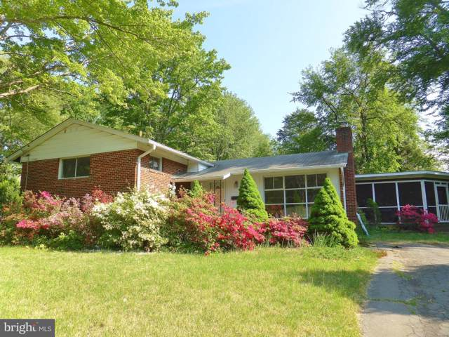 6907 Valley Brook Drive, FALLS CHURCH, VA 22042 (#VAFX1078974) :: Jennifer Mack Properties