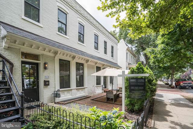 213 11TH Street NE, WASHINGTON, DC 20002 (#DCDC435948) :: ExecuHome Realty