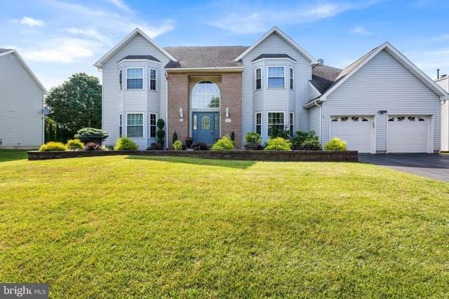10 Lea Drive, HAMILTON, NJ 08690 (#NJME282936) :: Keller Williams Real Estate