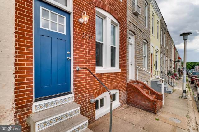 2737 Miles Avenue, BALTIMORE, MD 21211 (#MDBA477478) :: Advance Realty Bel Air, Inc