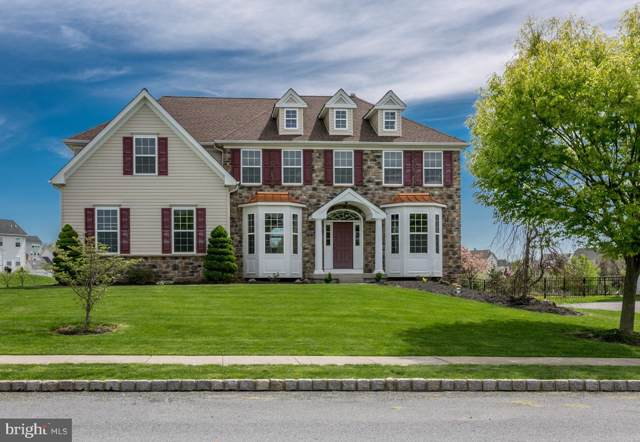 5021 Peach Blossom Drive, DOUGLASSVILLE, PA 19518 (#PABK345152) :: Pearson Smith Realty