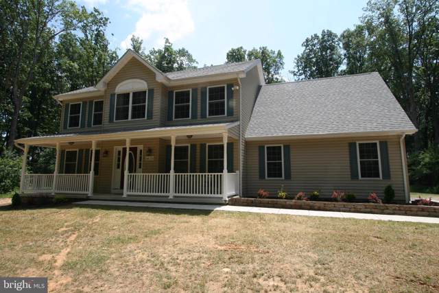 5023 Witmers Lane, FREDERICK, MD 21703 (#MDFR250542) :: The Maryland Group of Long & Foster Real Estate