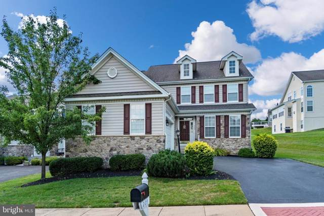 229 Whirlaway Lane, HAVRE DE GRACE, MD 21078 (#MDHR236390) :: Kathy Stone Team of Keller Williams Legacy