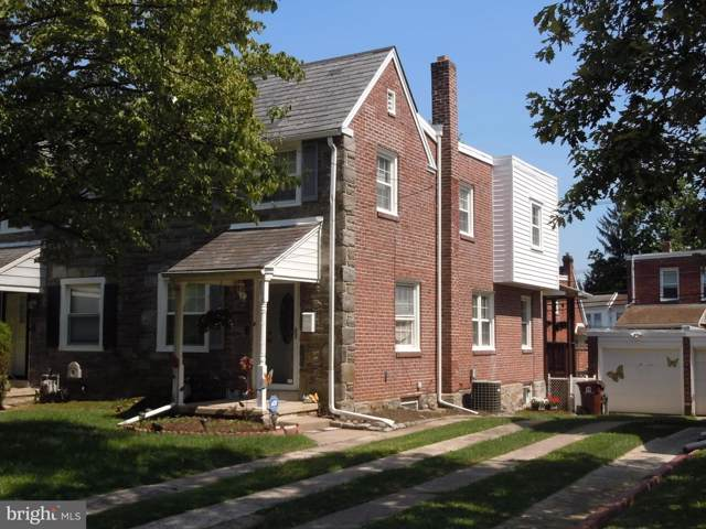 186 W Marshall Road, LANSDOWNE, PA 19050 (#PADE496800) :: Keller Williams Realty - Matt Fetick Team