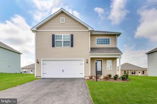 102 Eakins Lane, MARTINSBURG, WV 25401 (#WVBE169790) :: Dart Homes
