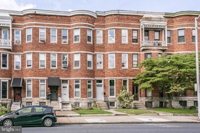 3216 Auchentoroly Terrace, BALTIMORE, MD 21217 (#MDBA477512) :: Jim Bass Group of Real Estate Teams, LLC