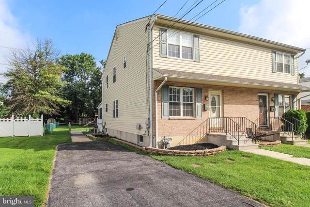 122 N Llanwellyn Avenue, GLENOLDEN, PA 19036 (#PADE496810) :: Keller Williams Realty - Matt Fetick Team