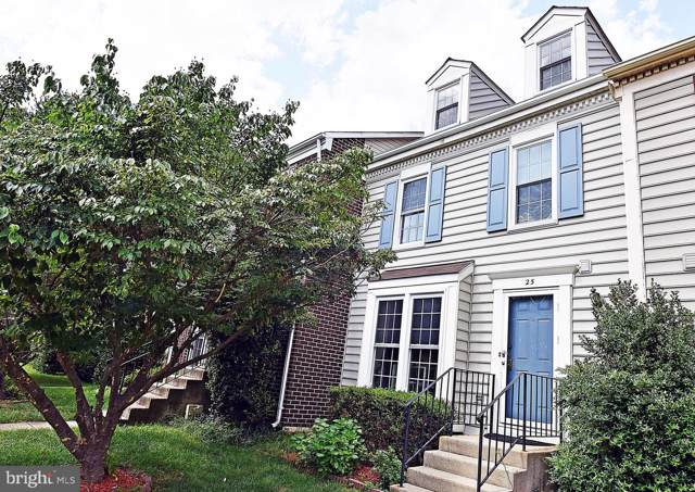 25 Forest Landing Court, ROCKVILLE, MD 20850 (#MDMC670944) :: Network Realty Group