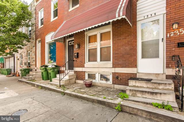 1233 Washington Boulevard, BALTIMORE, MD 21230 (#MDBA477520) :: Network Realty Group