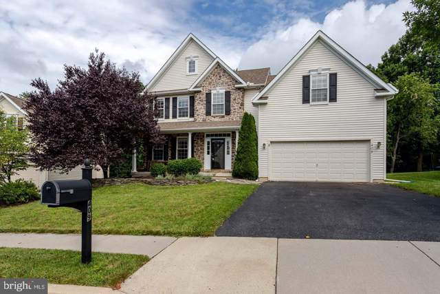 409 Providence Hill Road, COATESVILLE, PA 19320 (#PACT484848) :: Jason Freeby Group at Keller Williams Real Estate