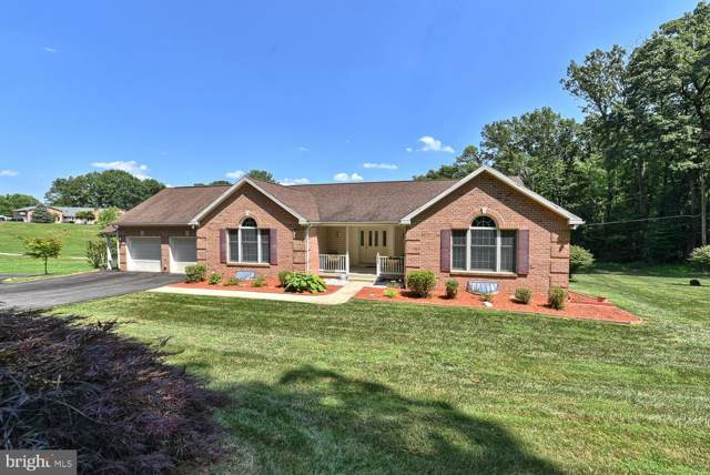 5397 Stone Road, FREDERICK, MD 21703 (#MDFR250612) :: Network Realty Group