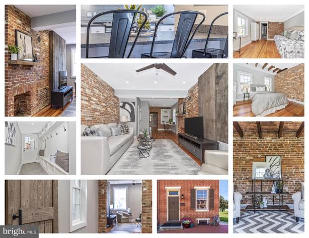 230 E 6TH Street, FREDERICK, MD 21701 (#MDFR250614) :: Keller Williams Pat Hiban Real Estate Group