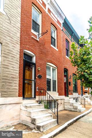 19 S East Avenue, BALTIMORE, MD 21224 (#MDBA477546) :: Homes to Heart Group