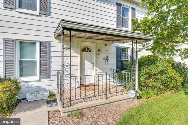 329 Woodbury Avenue, MARTINSBURG, WV 25404 (#WVBE169808) :: Dart Homes