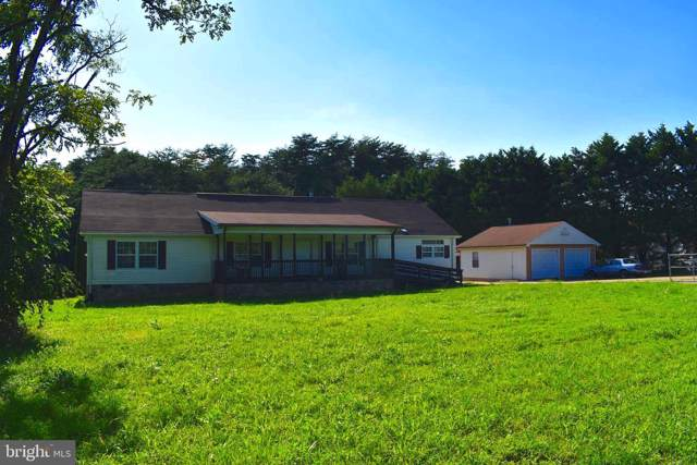 80 Holly Springs Drive, LOUISA, VA 23093 (#VALA119606) :: The Daniel Register Group