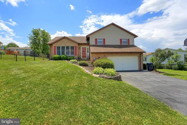 1624 Elizabeth Drive, CHAMBERSBURG, PA 17202 (#PAFL167218) :: The Daniel Register Group
