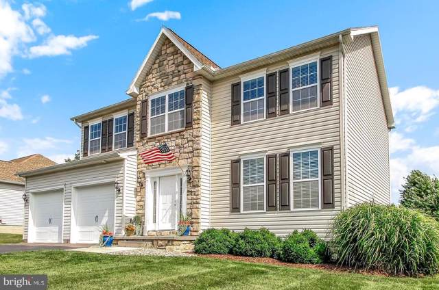 357 Joshua Court, HANOVER, PA 17331 (#PAYK121632) :: Liz Hamberger Real Estate Team of KW Keystone Realty
