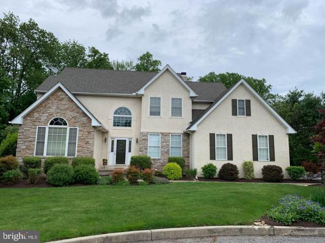 6 Swayne Court, GARNET VALLEY, PA 19060 (#PADE496850) :: The Force Group, Keller Williams Realty East Monmouth