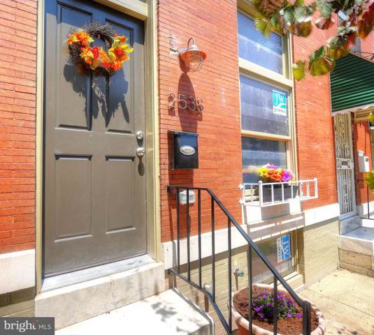 2538 Ashland Avenue, BALTIMORE, MD 21205 (#MDBA477558) :: Lucido Agency of Keller Williams