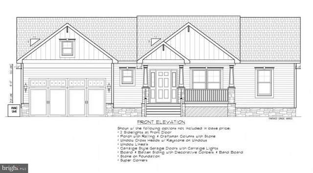 Wilson Hill Rd. Lot #6, GEORGETOWN, DE 19947 (#DESU144626) :: CoastLine Realty