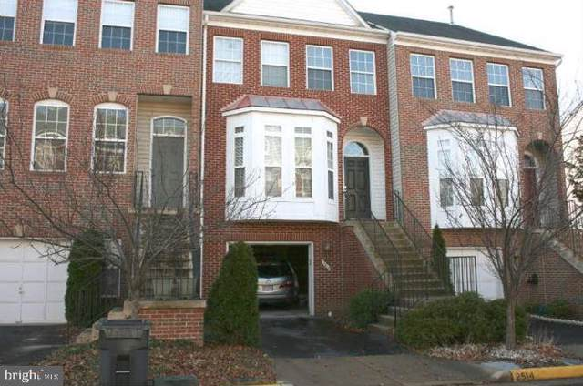 2514 Woodrow Wilson Drive, HERNDON, VA 20171 (#VAFX1079212) :: The Putnam Group