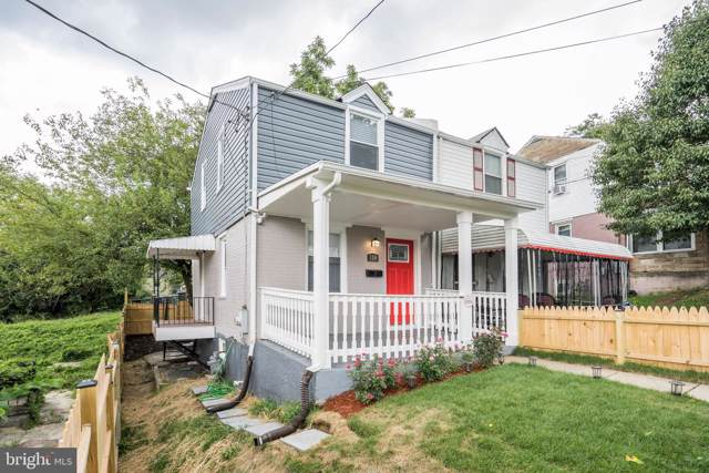810 51ST Street NE, WASHINGTON, DC 20019 (#DCDC436062) :: Jennifer Mack Properties