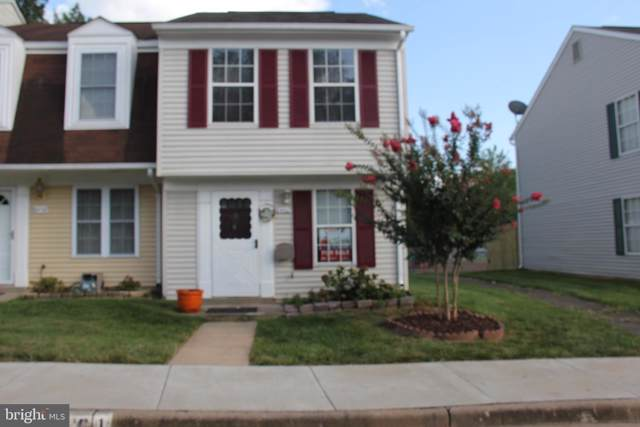 8460 Georgian Court #161, MANASSAS, VA 20110 (#VAMN137728) :: The Redux Group
