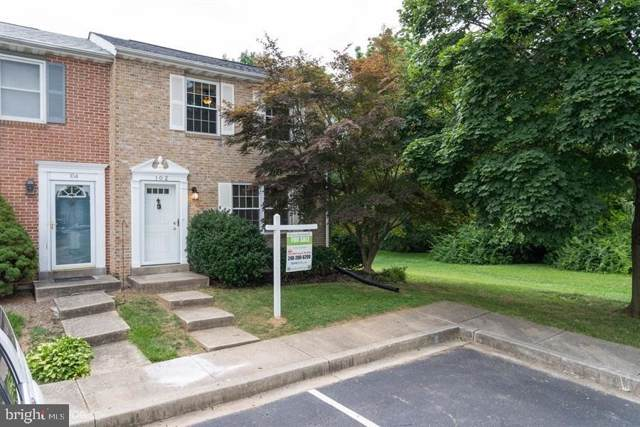 102 Grimes Court, MOUNT AIRY, MD 21771 (#MDFR250646) :: McKee Kubasko Group