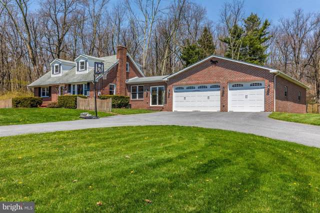 4128 Foxville Road, SMITHSBURG, MD 21783 (#MDFR250650) :: Advance Realty Bel Air, Inc