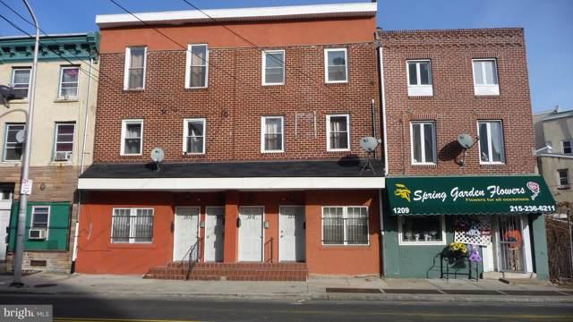 1211 Ridge Avenue, PHILADELPHIA, PA 19123 (#PAPH818460) :: ExecuHome Realty