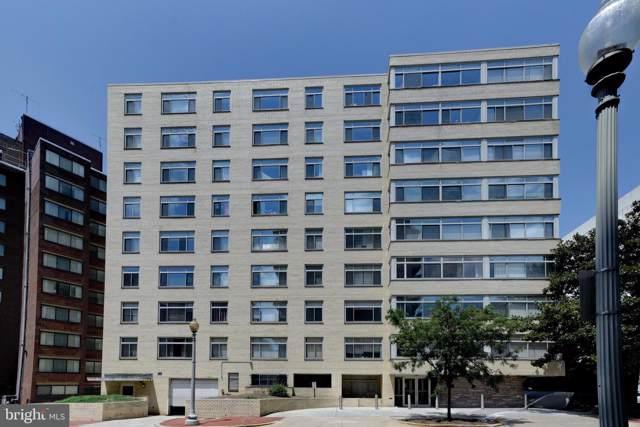 2401 H Street NW #208, WASHINGTON, DC 20037 (#DCDC436072) :: The Bob & Ronna Group