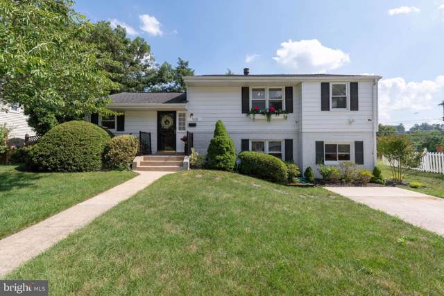 105 Hedgewood Road, LUTHERVILLE TIMONIUM, MD 21093 (#MDBC466308) :: The Licata Group/Keller Williams Realty