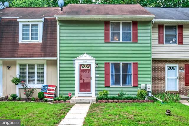 1089 Holmespun Drive, PASADENA, MD 21122 (#MDAA407814) :: Bob Lucido Team of Keller Williams Integrity