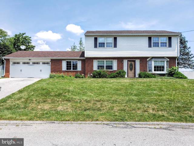 31 Virginia Avenue, SHREWSBURY, PA 17361 (#PAYK121642) :: The Joy Daniels Real Estate Group
