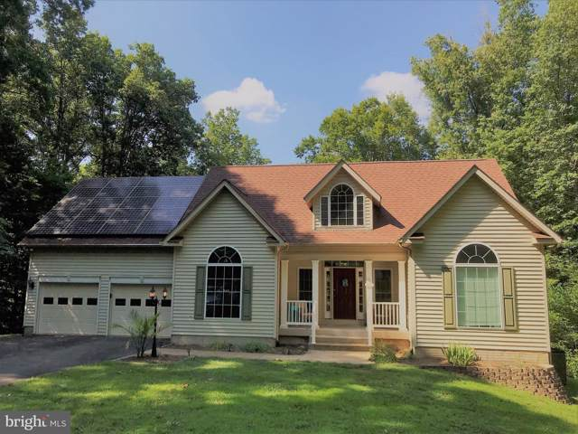 555 Fisher Drive, MINERAL, VA 23117 (#VALA119620) :: Radiant Home Group