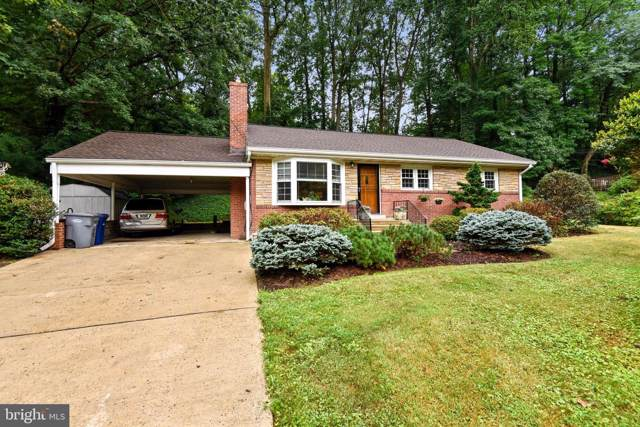 5703 Brookview Court, ALEXANDRIA, VA 22310 (#VAFX1079280) :: Eng Garcia Grant & Co.