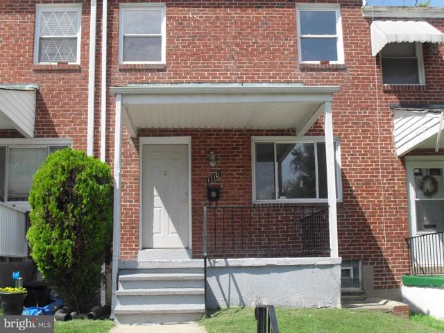 1710 Swansea Road, BALTIMORE, MD 21239 (#MDBA477600) :: Radiant Home Group