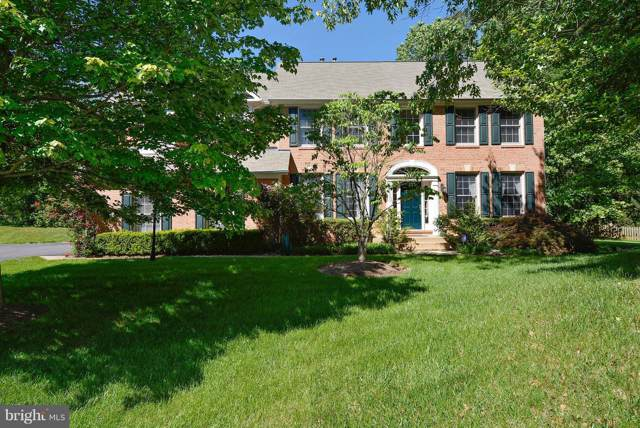 10106 Deckhand Drive, BURKE, VA 22015 (#VAFX1079296) :: Great Falls Great Homes