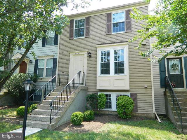 1742 Sundance Drive, RESTON, VA 20194 (#VAFX1079298) :: AJ Team Realty