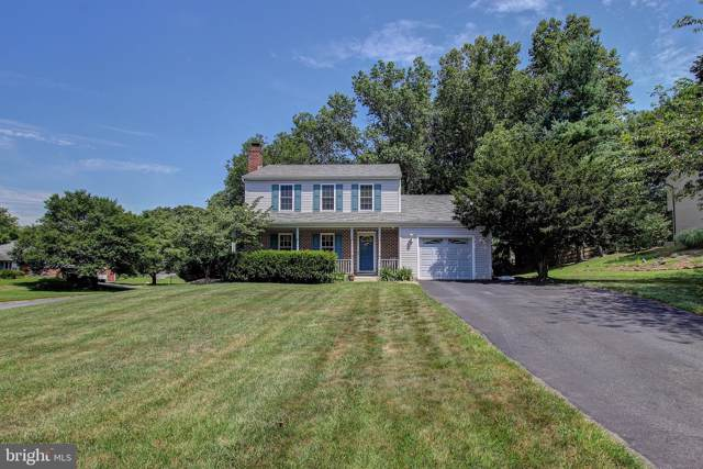 3613 Stoney Castle Street, OLNEY, MD 20832 (#MDMC671128) :: Blue Key Real Estate Sales Team
