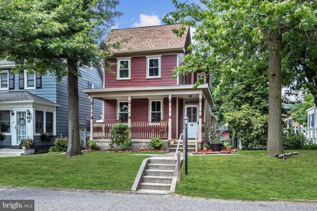 49 Branch Street, MEDFORD, NJ 08055 (#NJBL352658) :: Linda Dale Real Estate Experts