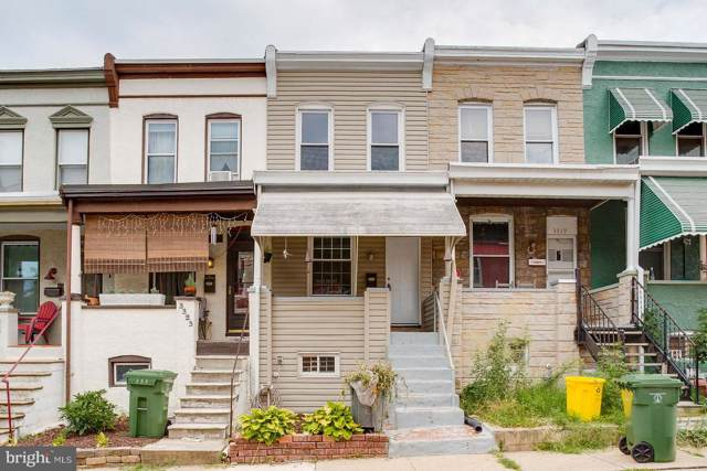 3321 Elm Avenue, BALTIMORE, MD 21211 (#MDBA477626) :: The MD Home Team