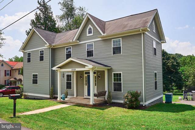 12529 Fingerboard Road, MONROVIA, MD 21770 (#MDFR250678) :: Blue Key Real Estate Sales Team