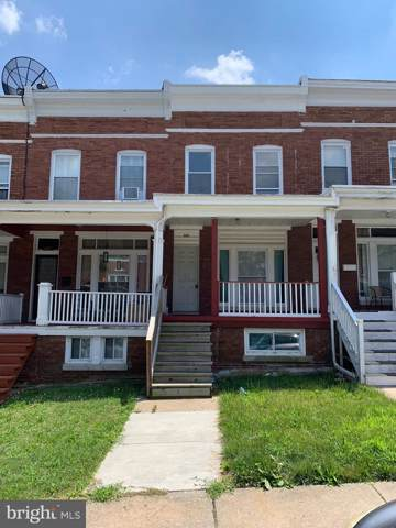 825 Belgian Avenue, BALTIMORE, MD 21218 (#MDBA477642) :: The MD Home Team